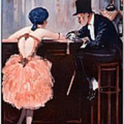 La Vie Parisienne  1920 1920s France Art Print