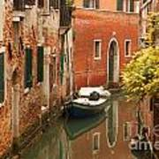 Venice In Italy Art Print