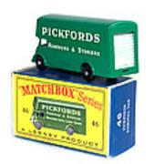 Matchbox 1-75 Art Print