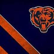 Chicago Bears Art Print