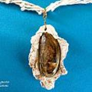 Aphrodite Gamelioi Necklace Art Print