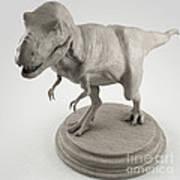 Dinosaur Tyrannosaurus Art Print