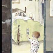New Yorker January 29th, 2007 Art Print