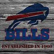 Buffalo Bills Art Print