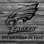 Philadelphia Eagles Art Print