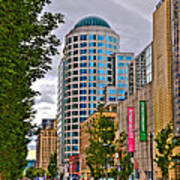 2nd Avenue - Seattle Washington Art Print