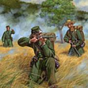 2nd United States Sharpshooters Berdan's Art Print