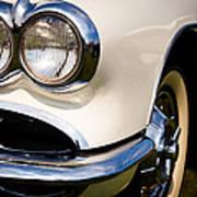 1959 Chevy Corvette Art Print