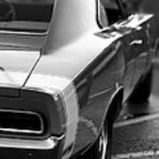 1969 Dodge Charger Art Print