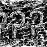 222 Art Print by Joe Dillon