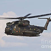 A Ch-53gs Of The German Army Art Print