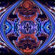 Abstract 110 Art Print