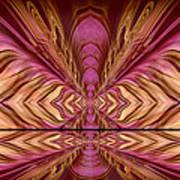 Abstract 74 Art Print