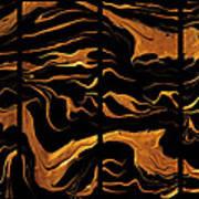 Abstract 81 Art Print