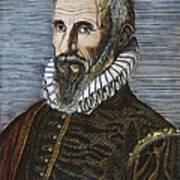 Ambroise Pare (1517?-1590) Art Print