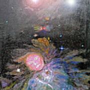 Aphrodite In Orion's Nebula Art Print