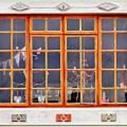 Bay Window Art Print