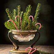 Christmas Decoration Art Print
