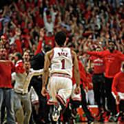 Cleveland Cavaliers V Chicago Bulls - Art Print