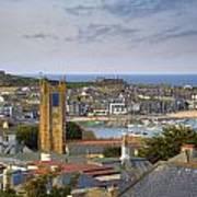 Cornwall - St Ives Art Print