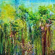 Edge Of Eden Art Print