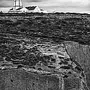 Espichel Cape Lighthouse Art Print