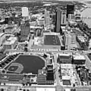 Fifth Third Field Toledo Ohio Art Print
