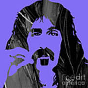 Frank Zappa Collection Art Print