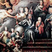 George I (1660-1727) Art Print