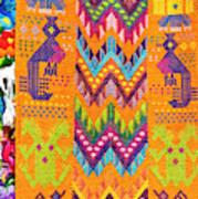 Guatemala, Chichicastenango Art Print