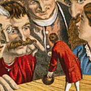 Gullivers Travels Art Print