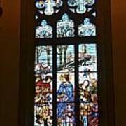 Igreja Luterana Of Petropolis- Brazil Art Print