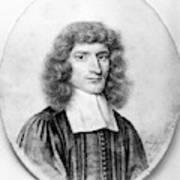 Isaac Barrow (1630-1677) Art Print