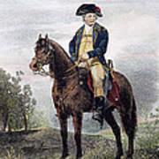 Israel Putnam (1718-1790) Art Print