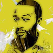 John Legend Collection Art Print