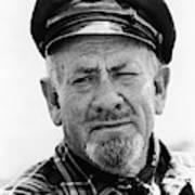 John Steinbeck (1902-1968) Art Print