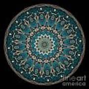 Kaleidoscope Steampunk Series Art Print
