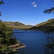 Loch Duich Scotland Art Print