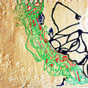 Mama Dinka - South Sudan Art Print