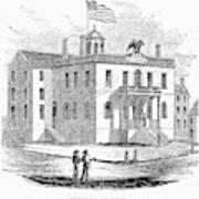 Massachusetts Salem, 1851 Art Print
