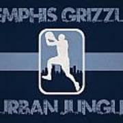Memphis Grizzlies Art Print