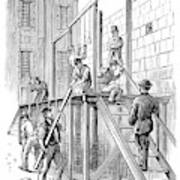 Molly Maguires Executions Art Print