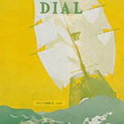 Morse Dry Dock Dial Art Print