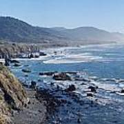 Northern California Coast Art Print by Twenty Two North Photography