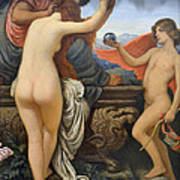 Nude Art Art Print