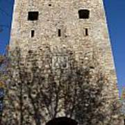 Old Sigulda Castle Ruins Art Print