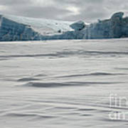 Pack Ice, Antarctica Art Print