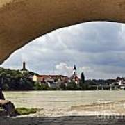 Passau Germany Art Print
