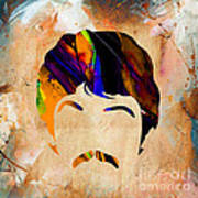 Paul Mccartney Collection Art Print