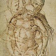 Pieta Art Print